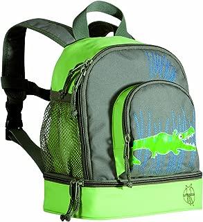 Lassig Kids Kindergarten Backpack Crocodile Granny