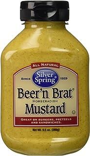Best Silver Springs Beer & Brat Mustard 9.5 Oz (Pack of 4) Review