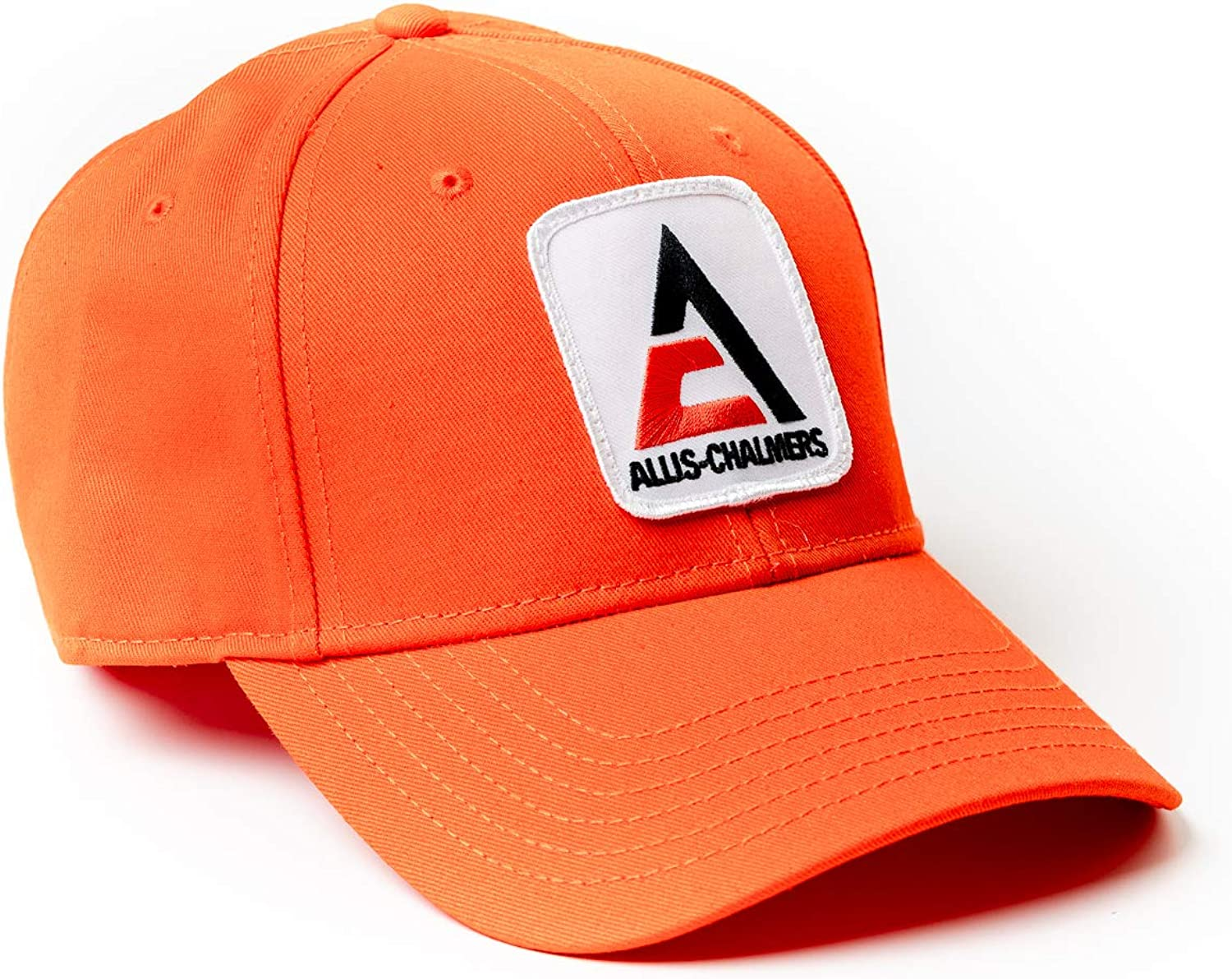 Allis Chalmers Tractor Hat New Popular overseas Logo Orange AC Solid New Orleans Mall