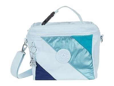 Kipling Graham (Blue Mix Block) Cross Body Handbags