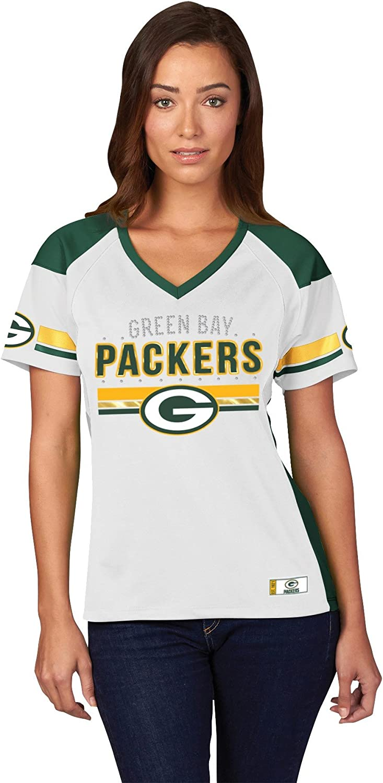 e143f5b8 Miami Dolphins Women's Majestic NFL Draft Me Jersey Top Shirt White ...