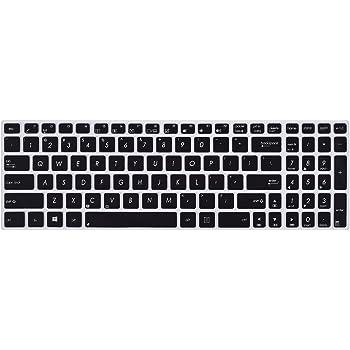 Keyboard Cover for ASUS G501JW UX501 K501UX K501LX GL502VY GL502VM GL551JM GL551JW GL552VW GL552JX Q503UA Q524U Q552UB Q553UB Q534UX F554LA F555LA F555UA F556UA R556LA X550ZA X751LAV GL752VW GL702VM