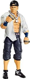 WWE Collection Élite figurine Deluxe articulée de catch, John Cena, visage réaliste et mains interchangeables, jouet pour ...