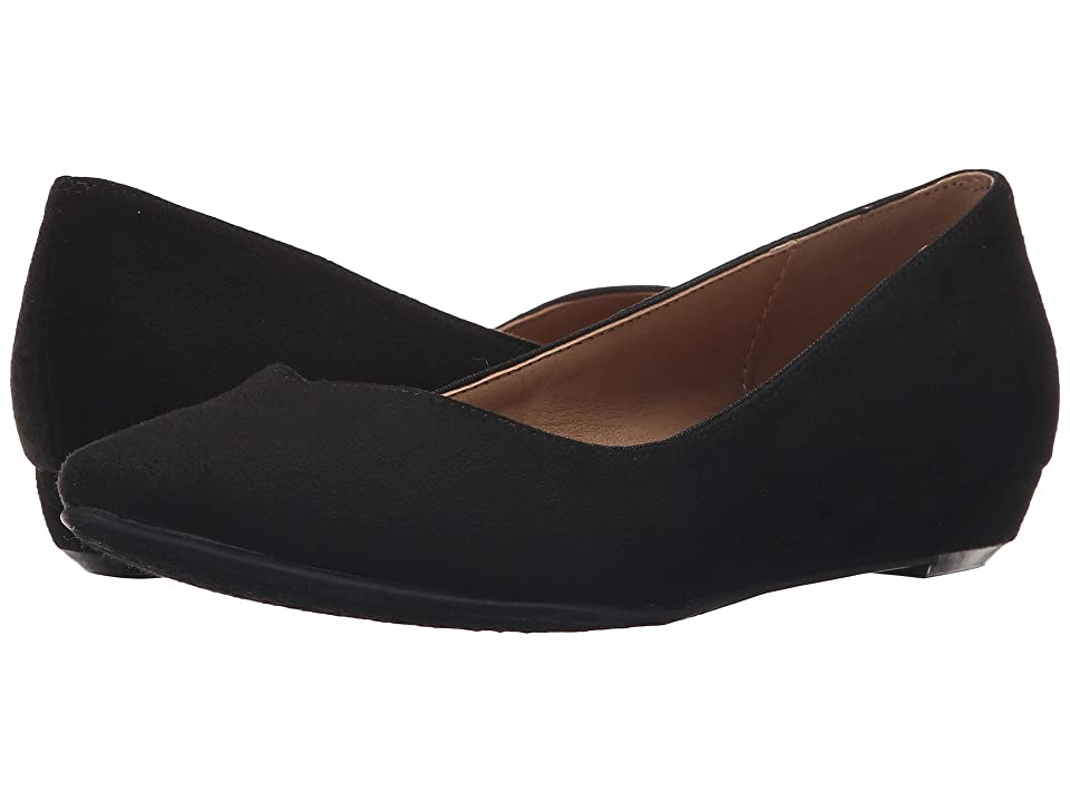 CL By Laundry Shanice (Black Super Suede) Women