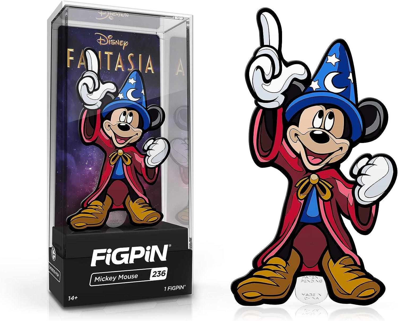 FigPin Superior Disney Fantasia Mickey Enamel Max 81% OFF Pin Mouse