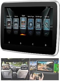 """Central Multimídia de carro de 10,1"""",IPS Touch Screen 4K HD-IN com saída FM USB Micro TF SD Card,Player de vídeo do carro ..."""
