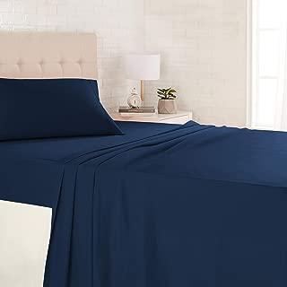 Best navy blue twin sheet sets Reviews