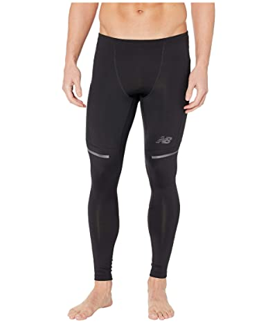 New Balance Impact Run Heat Tights (Black) Men