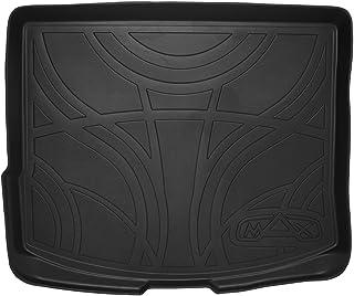 SMARTLINER All Weather Cargo Trunk Liner Floor Mat Black for 2013-2019 Ford Escape / 2015-2019 Lincoln MKC