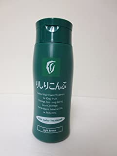 rishiri hair color treatment