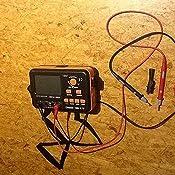 Colemeter Vc60b Isolationsmessgerät Isolationstester Mit Zubehör Gewerbe Industrie Wissenschaft