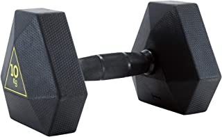 Domyos by Decathlon Weight Training Hex Dumbbell, 22 lbs