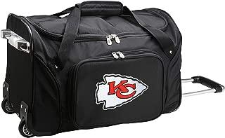 NFL Wheeled Duffle Bag, 22-inches
