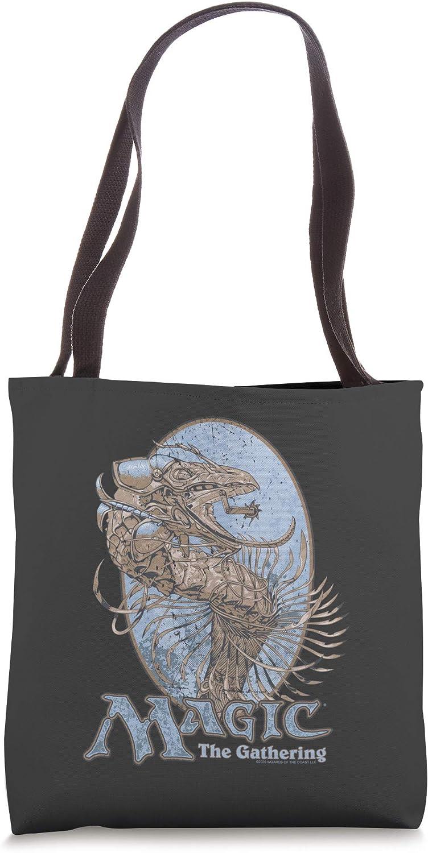 Magic: The Gathering Urza Dragon Tote Bag