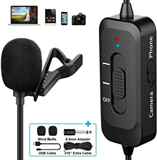 Best lavalier mic with iphone Reviews