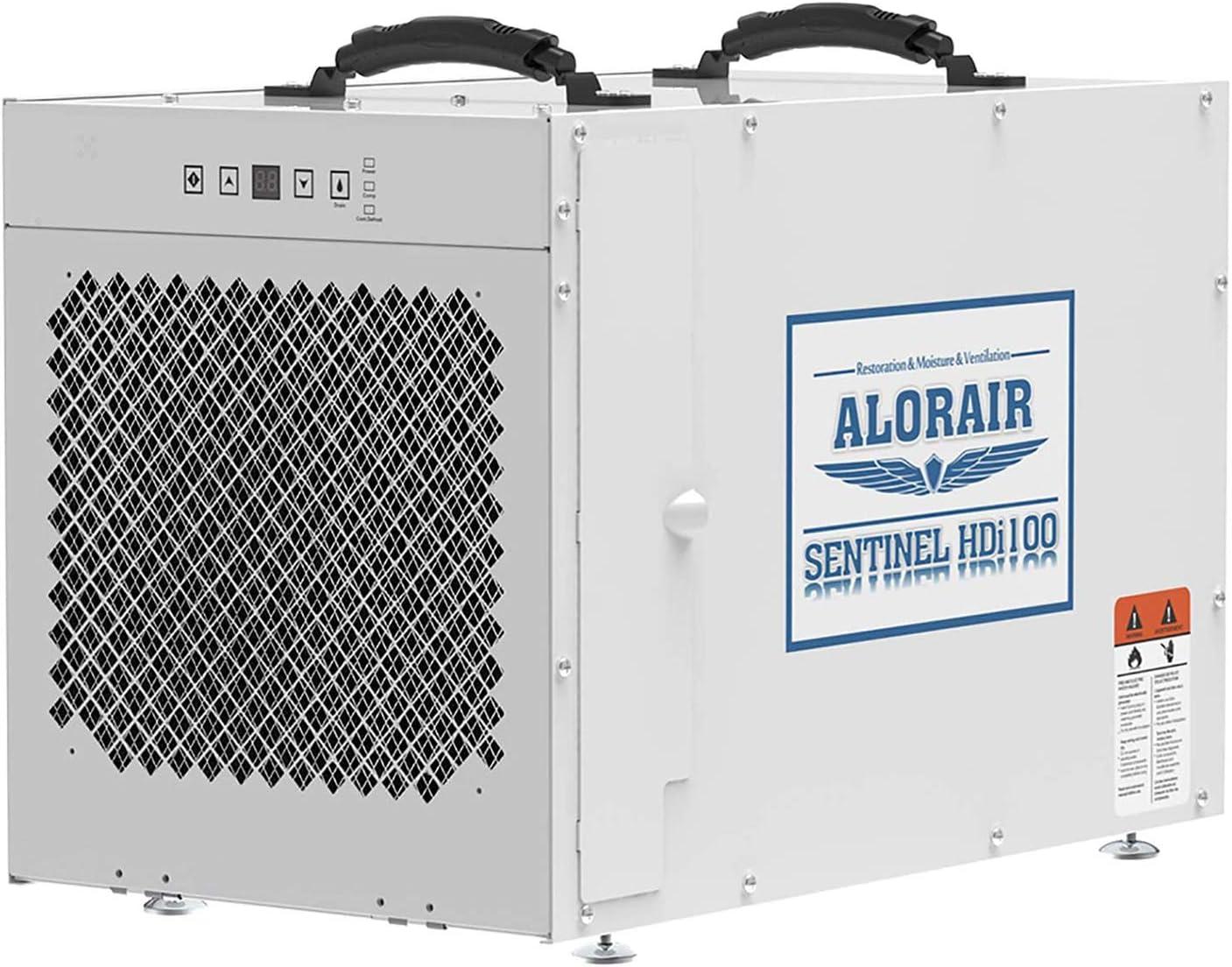 ALORAIR Tucson Mall Sentinel HDi100 Commercial Dehumidifier Max 81% OFF 220 P with Pump