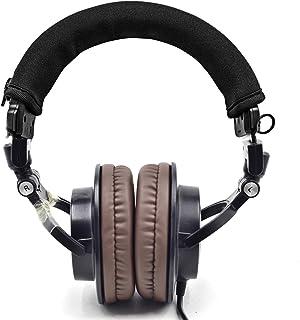 Headphone Protector Headband Fabric for Audio Technica M30 M40 M50 M50X M50S M40X Headphone