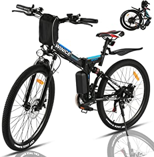 Amazon.es: bicicleta electrica plegable