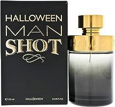 Halloween Perfumes Shot Men's Edt Spray, 4.2 Ounce