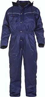 20056a514d1 Hydrowear 048476 Deventer - Mono de invierno, 50% poliéster, 50% algodón,