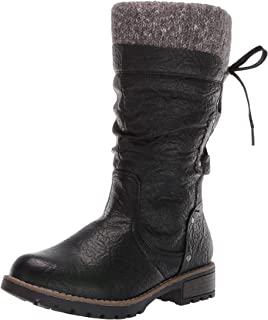 MUK LUKS Women's Joni Boots Mid Calf