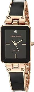 Anne Klein Women's Genuine Diamond Dial Bangle Watch, AK/3636