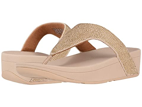 53080711a FitFlop Lottie Shimmer Crystal at Zappos.com