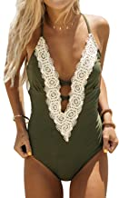 Best olive green swimsuit Reviews