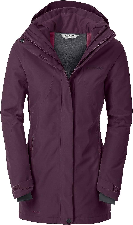 Vaude Women's Altiplano Wool Parka Jacket