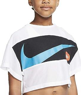 NIKE G Nk Top SS Jdiy Camiseta de Manga Corta, Niñas