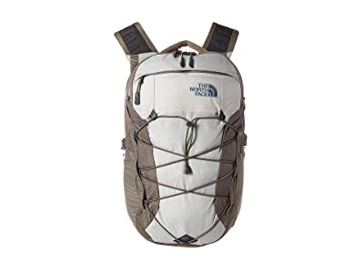 The North Face Borealis (Dove Grey/Weimaraner Brown) Backpack Bags