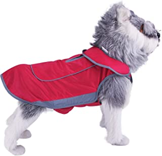 ThinkPet Outdoor Adventure Winter Dog Jacket Waterproof Reflective Warm Coat