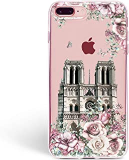 Notre Dame Silicone Case for iPhone 5 5S SE Paris Protective Back Cover Soft TPU Gel Flexible Rubber