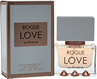 Rihanna Rogue Love de Rihanna Eau De Parfum 1er Pack (1 x 30 ml)