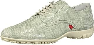 Marc Joseph New York 女士高尔夫皮革巴西制造的太平洋系带时尚软皮鞋