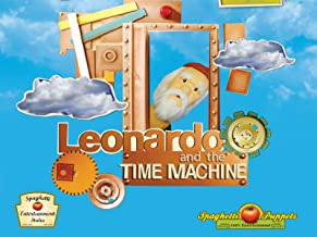 Leonardo and the time machine