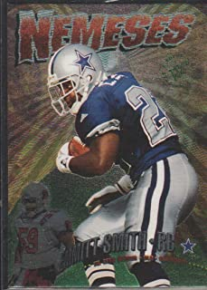 emmitt smith stadium club rookie card