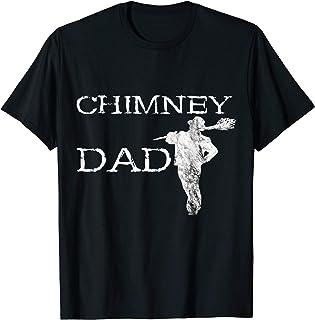 Coole Schornsteinfeger Handwerksberuf Geschenke Herren Schornsteinfeger Vater Kaminkehrer Essenkehrer Feger Papa T-Shirt