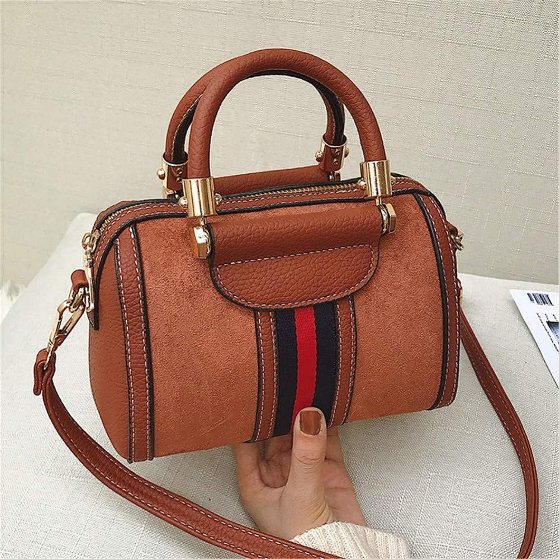 Lidoudou Damen Tasche Mode Qualität Wilde Persönlichkeit Persönlichkeit Persönlichkeit wild Messenger Bag Größe (Höhe 15 cm, Breite 22 cm) Material PU B07MJRPSXC  Elegante Form 94f1d7