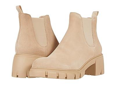 Steve Madden Howler Boot (Sand Suede) Women