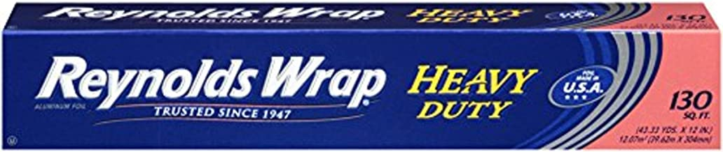 Reynolds Wrap Heavy Duty Aluminum Foil - 130 Square Feet