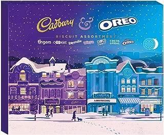 Cadbury Oreo Assortment Biscuits Box 502g