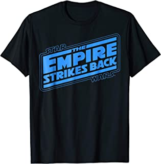 Empire Strikes Back Logo Graphic T-Shirt