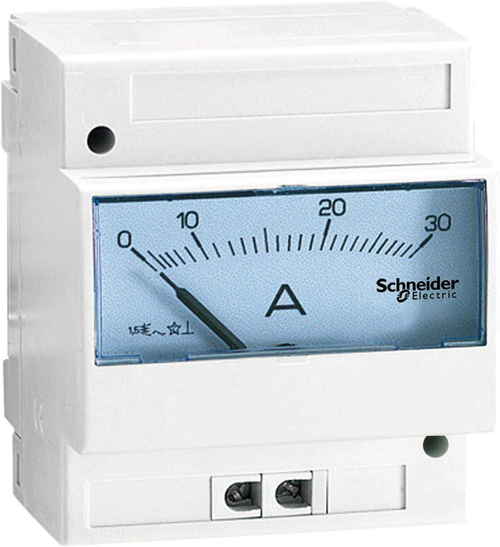 Schneider 16030 Modulares Analogamperemeter ohne Skala AMP, AMP, AMP, 0-2000A B004G6ILQ4 | Das hochwertigste Material  5f34c1