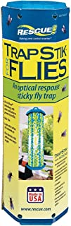 RESCUE! Set Non-Toxic TrapStik for Flies Set of 8