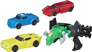 Hasbro Transformers: Robots in Disguise Combiner Force Team Combiner Ultra Bee, 8.5-inch