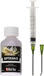 Red Sea Fish Pharm ARE22231 Aiptasia-X Eliminator Kit for Aquarium, 2oz/60ml