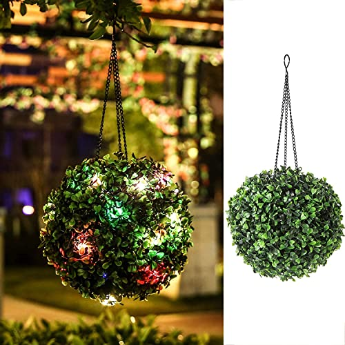 wholesale Hanging Solar Lantern Lights discount Outdoor Waterproof Color Change Garden LED Lights Solar Powered Lantern for Yard, Patio, Porch, Balcony, Gift online - 8 Inch (7 Color Change) sale