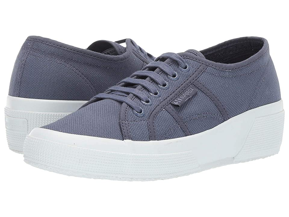 Superga 2905 Cotw Linea Up And Down (Blue Shadow) Women