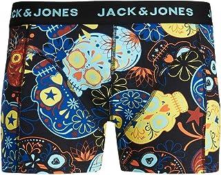 JACK & JONES Jacsugar Skull Trunks STS. Boxer a Pantaloncino Uomo